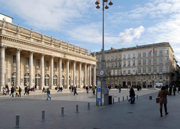 Bordeaux world heritage site