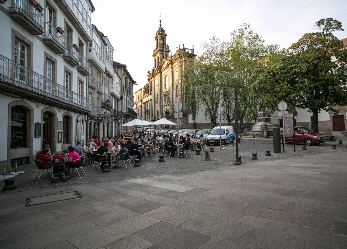 Santiago World Heritage site