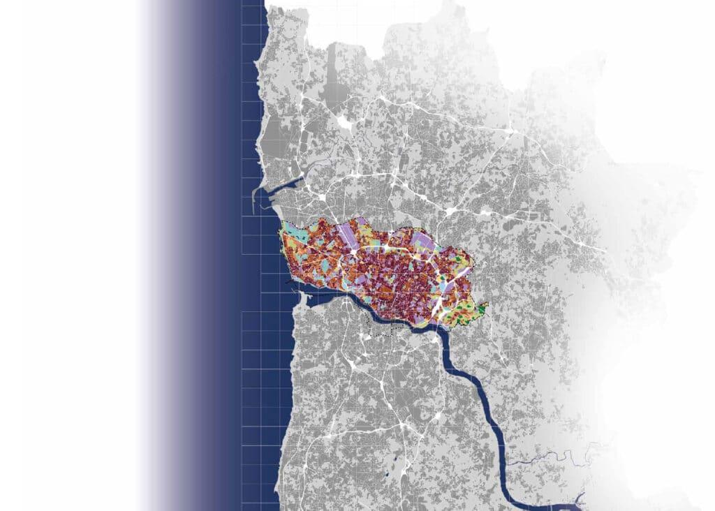 Porto city datamap